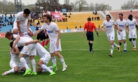 <strong>«Ордабасы» переиграл «Иртыш» и вышел на третье место в Премьер-Лиге</strong>