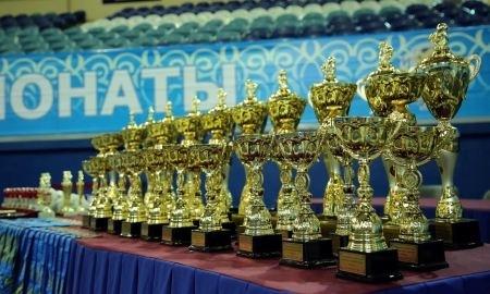Завершился чемпионат Казахстана среди женщин