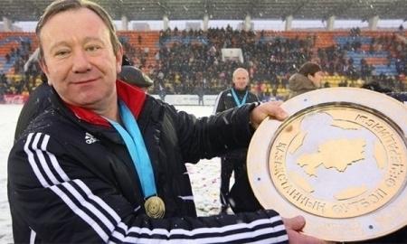 <strong>Муханов утвержден на пост главного тренера «Актобе»</strong>