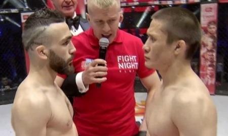 <strong>Жумагулов подал протест на результат титульного боя Fight Nights Global 65</strong>