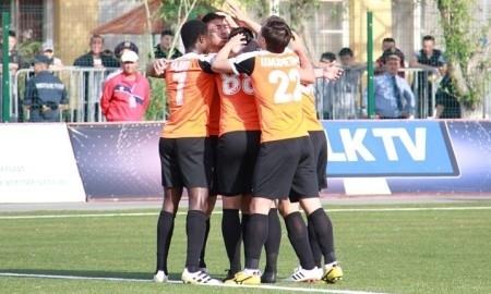 <strong>«Шахтер» минимально победил «Атырау» в Кубке Казахстана</strong>