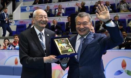 Стартовал чемпионат Азии по женскому волейболу в Усть-Каменогорске