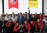 Игроки «Кайрата» получили золотые медали чемпионата Казахстана