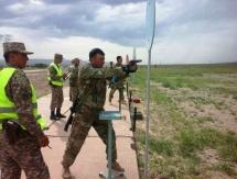В Вооруженных Силах РК завершился отбор сборной команды для участия в «АрМИ-2017»