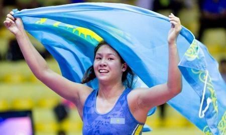 Айна Темиртасова «Моя цель — взойти на пьедестал почета Олимпиады в Токио»