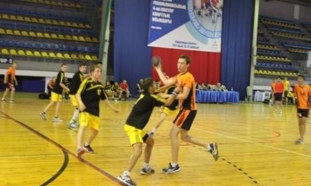 Карагандинские гандболисты стали первыми на Молодежных спортивных играх