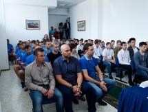 «Иртыш» провел презентацию команды