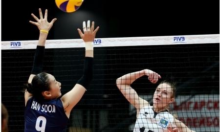 Женская сборная Казахстана стартовала споражения вМировом Гран-при