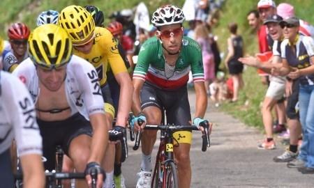 Барде одержал победу 12-й этап Тур деФранс