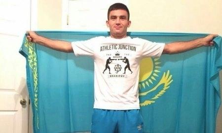 Golden Boy Promotions пообещал контракт казахстанскому боксеру