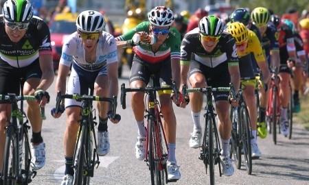 Словенец Примож Роглич стал победителем 17-го этапа веломногодневки «Тур деФранс»