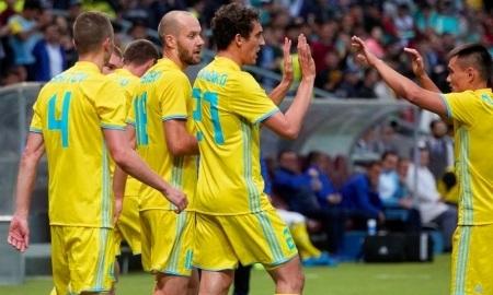 «Астана» переиграла польскую «Легию»