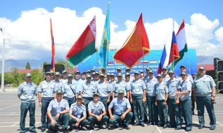 ВКыргызстане стартовали вторые Военно-спортивные игры армий стран СНГ