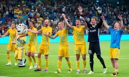 <strong>Казахстанский клуб впервые пробился в ТОП-100 рейтинга УЕФА</strong>