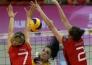 Казахстанские волейболистки уступили Германии в первый день Мирового гран-при в Алматы