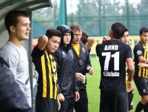 Фоторепортаж с матча Второй лиги «Кайрат М» — «Тараз М» 3:0
