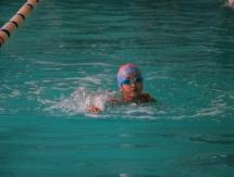 Более тысячи алматинских детей бесплатно обучились плаванию