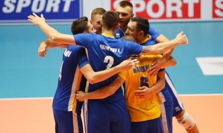 Казахстанские волейболисты выиграли «серебро» чемпионата Азии