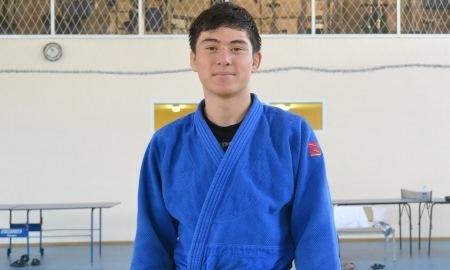 Агаян— бронзовый призёр юношескогоЧМ подзюдо ввесе до73кг