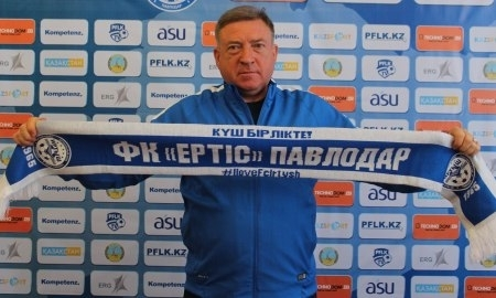Вячеслав Грозный назвал главную задачу «Иртыша»