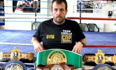 Деревянченко нокаутировал конкурента истал претендентом напояс Головкина