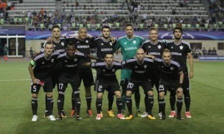 «Астана» поздравила «Карабах» с выходом в групповой этап Лиги Чемпионов