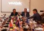 В Алматы состоялось первое заседание главы Азиатской федерации борьбы Даулета Турлыханова