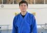 Салимбаев стал серебряным призером чемпионата мира по дзюдо среди кадетов