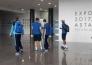 «Астана» вылетела в Глазго