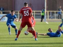 Фоторепортаж с матча Премьер-Лиги «Иртыш» — «Акжайык» 0:1