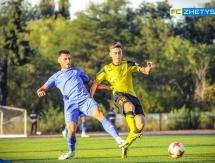 Фоторепортаж с матча Первой лиги «Жетысу» — «Каспий» 1:0