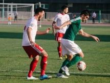 Фоторепортаж с матча Премьер-Лиги «Атырау» — «Актобе» 2:2