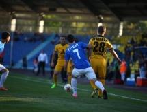 Фоторепортаж с матча Премьер-Лиги «Тараз» — «Кайрат» 1:5