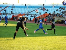 Фоторепортаж с матча Премьер-Лиги «Шахтер» — «Окжетпес» 2:1