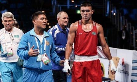 Аблайхан Жусупов проиграл узбеку и выиграл «бронзу» чемпионата мира-2017
