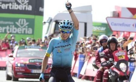Лопес выиграл второй этап «Вуэльты Испании»