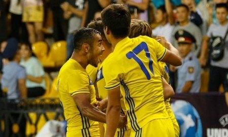 Казахстанская «молодежка» в меньшинстве чуть не сотворила сенсацию во Франции