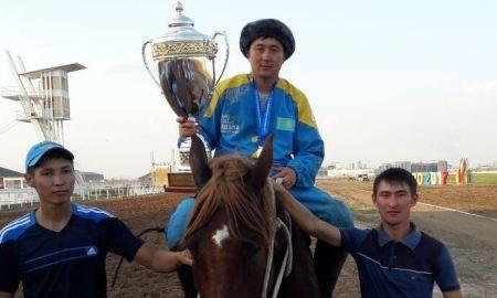 Атамекен Рустемов: «Кроме кыргызов нам никто не может оказать достойного сопротивления в кокпаре»