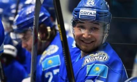 Тафгай «Барыса» Рыспаев: Можноли меня поздравлять свозвращением вКХЛ? Да!