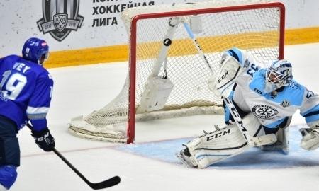 «Сибирь» прервала победную серию «Барыса»