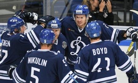 Минское «Динамо» обыграло тольяттинскую «Ладу»— 2-ая победа подряд