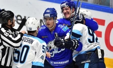 ХК «Сибирь» прервала серию поражений— Хоккей