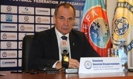 Левников прокомментировал судейские решения в 27 туре Премьер-Лиги