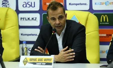 Гол Аршавина помог «Кайрату» разгромить «Ордабасы» ивыйти влидеры чемпионата Казахстана