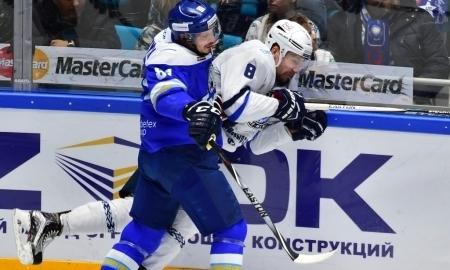 Минское «Динамо» проиграло вгостях астанинскому «Барысу»