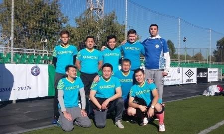 Скем сыграет сборная МИД Таджикистана наЧМ— Министерский футбол