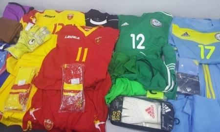 Казахстан и Черногория определились с формами на матч