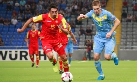 Сборная Казахстана продлила безвыигрышную серию до девяти матчей