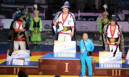Айбек Нугымаров: «Победил благодаря большой самоотдаче и желанию выиграть»