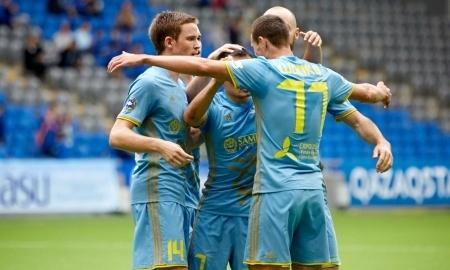 «Астана» победила «Тараз» и вернула лидерство в Премьер-Лиге